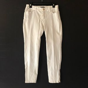 Banana Republic Skimmer Ankle Jeans Size 6